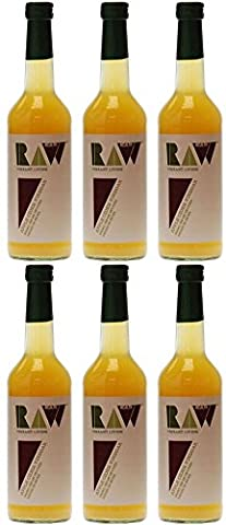 (LOT DE 6) - Raw Health - Org Apple Cider Vinegar   500ml   LOT DE 6