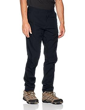 Fjällräven Hombre Travellers Trousers Outdoor Pantalones, hombre, Travellers Trousers Outdoor Hose Herren, azul...