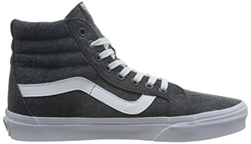 VANS SK8-HI REISSUE Sneaker charcoal-true white 4lsisBjp0V