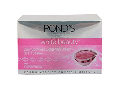 POND'S White Beauty Daily Spot Less Lightening Cream SPF 15PA++, 50g
