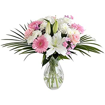 Perfect Pink - A Classic Combination of Pink and White Flowers