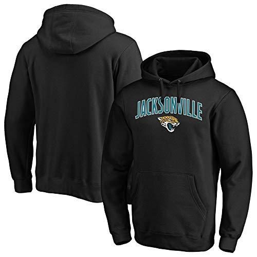 RTMJUNMA NFL Jacksonville Jaguars Amerikanischer Fußball Hoodie Herren Damen Rugby Hoody Sweatshirt