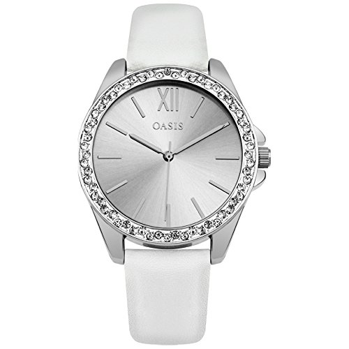 Oasis SB006W Damen armbanduhr