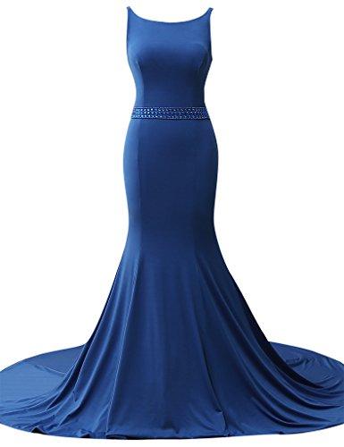 JAEDEN - Robe - Femme Bleu - Bleu