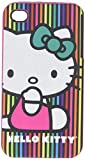 Hello Kitty iPhone 4/4S Linien Case – Retail Verpackung – Pink