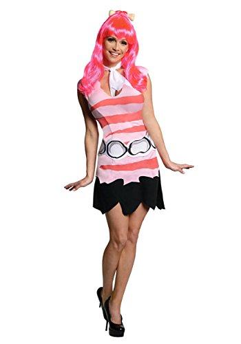 Sexy Flintstones Kostüm - Hanna-Barbera The Flintstones Sexy Pebbles Kostüm Adult