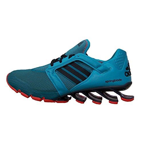 adidas Springblade E-Force AF6804 Herren Laufschuhe/Runningschuhe/Joggingschuhe Grün 43 1/3