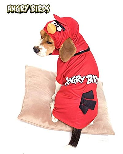 Angry Birds Red Bird Pet Costume Large