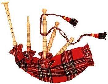 schottischer Dudelsack für Kinder