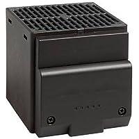 Stego 02810.0-00 Modelo CSL 028 Resistencia Calefactora con Ventilación Semiconductora, Clip Fijación, 90 mm Altura x 85 mm Ancho x 111 mm Longitud, 400 W, 230 VAC, 50/60 Hz