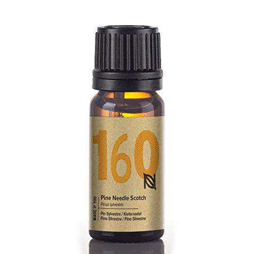 Naissance Kiefernadel 10ml 100% naturreines ätherisches Öl - Kleiner Künstliche Adventskranz