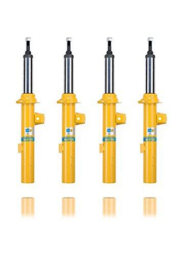 Preisvergleich Produktbild Bilstein B6 Stoßdämpfer Satz von 4 Vorne Hinten Federlagerung Auto 2x35-109631 2x24-120708