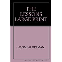 THE LESSONS LARGE PRINT