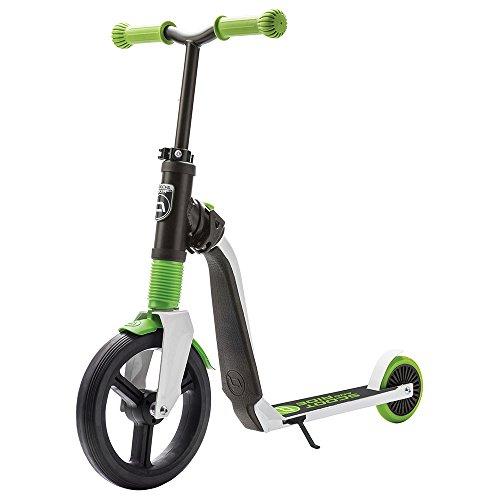 Scoot and Ride Authentics Sports Scooter Roller Highwayfreak 3.0, Weiß/Grün/Blau, 202310-cw04