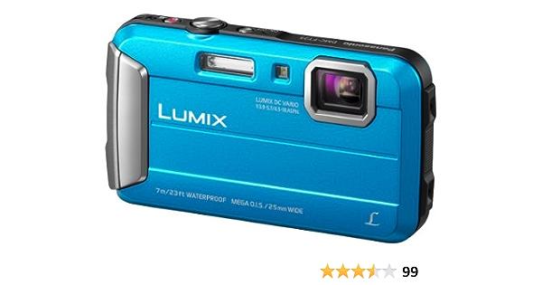 Panasonic Dmc Ft25eg A Lumix Digitalkamera 2 7 Zoll Kamera