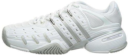 Adidas Barricade V Classic Women FS14 Gr. 38 2/3Gr. 38 2/3Gr. 38 2/3Gr. 38 2/3Gr. 38 2/3Gr. 38 2/3 weiß/silberfarben