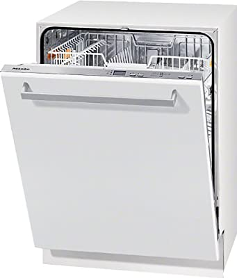 Miele G 4280 VI lavavajilla - Lavavajillas (Totalmente integrado, Acero inoxidable, Botones, 48 Db, A, 75 °C)