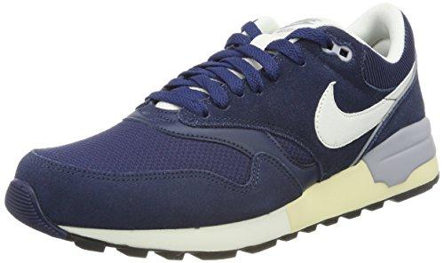 Marine-blau-basketball-schuhe (Nike Herren AIR Odyssey Sneaker, Blau (Minuitmarine/loupgris/Voile), 42.5 EU)