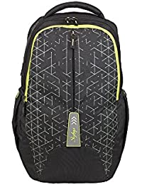 Skybags 33 Ltrs Black Laptop Backpack (BPSPA3BLK)