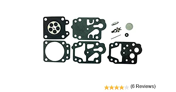 C /· T /· S//Rebuild kit de r/éparation de carburateur Remplace Walbro K10-wz WZ Carburetors