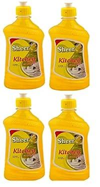 Sheer Dish Cleaning Gel Lemon(400ml each)