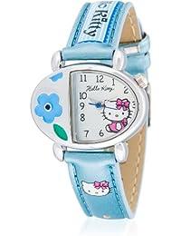 Hello Kitty Mädchen-Armbanduhr Satsuma Blue Analog Quarz Alloy HK5430-313