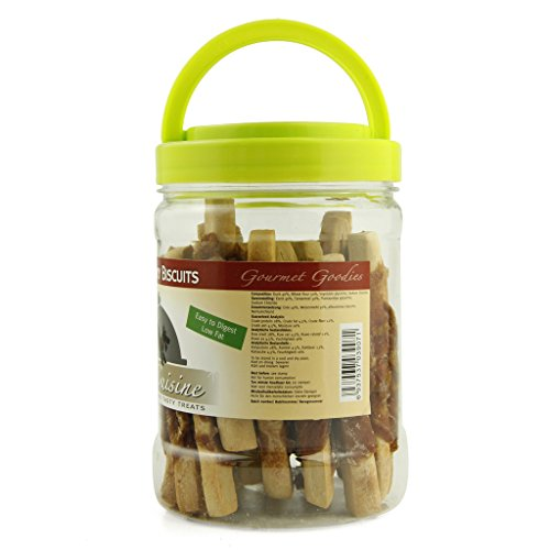 Pet Cuisine Hundesnacks Hundeleckerli Kausnacks, Entenfleisch Hundekuchen, 340g - 3