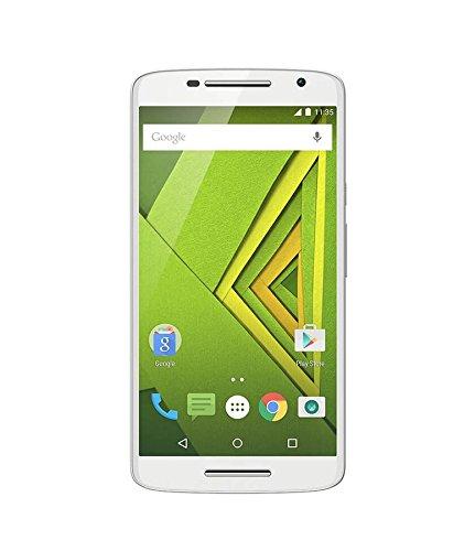 (CERTIFIED REFURBISHED) Motorola Moto X Play XT1562 (White, 16GB)