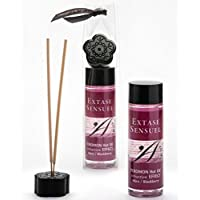 Extase sensuel aceite de masaje efecto calor con feromonas mora