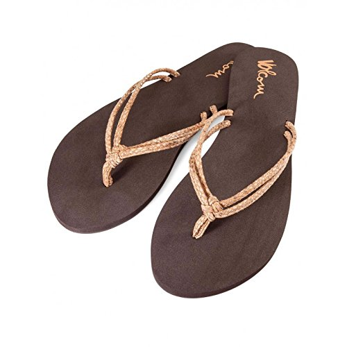 Volcom Forever and Ever Sandal Cognac