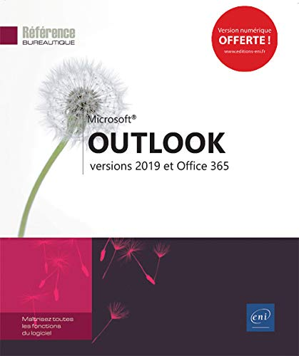 Outlook - versions 2019 et Office 365 par Collectif
