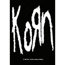 Korn - Band Logo Flagge