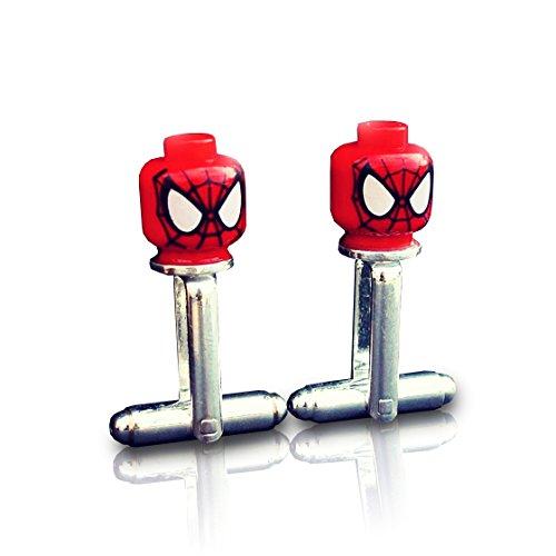 öpfe Spiderman Superheld Marvel Hochzeit Bräutigam, Best Man, Usher, Groomsmen, Herren Geschenk (Spiderman Ist Ein Marvel Superheld)