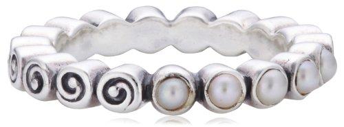 Pandora anello, argento sterling 925, donna, 10
