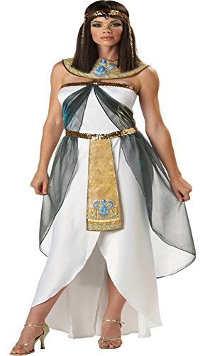 Damen Kostüm Cleopatra Ägypterin Gr. S 34-36 - Fasching Karneval