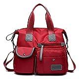 Tragbare Reisetasche Neue europ�ische und amerikanische Mode Damen Mummy Bag Nylon Umh�ngetasche Bild