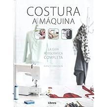 COSTURA A MAQUINA: La guía fotográfica completa