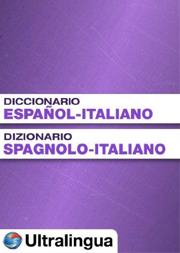 Wörterbuch und Verben Spanisch-Italienisch von Ultralingua [Download]