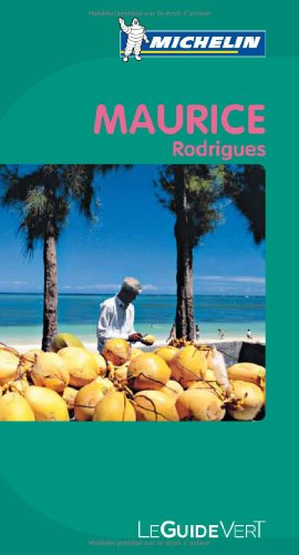 Guides verts Michelin Maurice, Rodrigues
