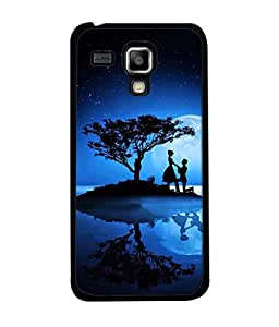 Fuson Designer Back Case Cover for Samsung Galaxy S3 Mini I8190 :: Samsung I8190 Galaxy S Iii Mini :: Samsung I8190N Galaxy S Iii Mini (India Indian World Quote Universe)