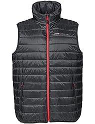 MUSTO Snug Primaloft–Gilet–Gilet couleur: noir Taille XL