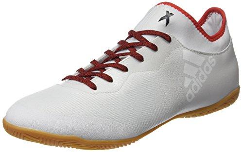 check out a106c f3d20 adidas X TANGO 16.3 IN - Zapatillas de fútbol sala para Hombre, Blanco - (