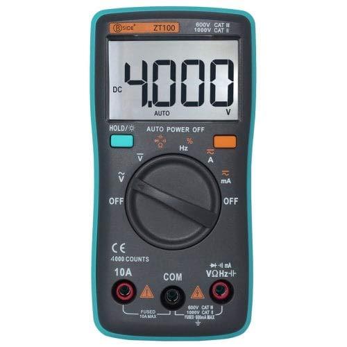 Weinhsl Zt100 Digital Multimeter - Green