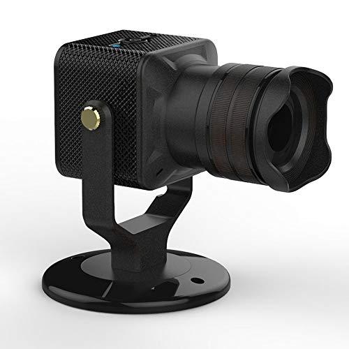 LOY 50X Mini WiFi Teleskop Digital drehbarer drahtloser Kamera-Kamerarecorder, 360-Grad-Panoramakamera für Reisen oder Sport