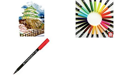 SAKURA Pinselstift Koi Coloring Brush Blender -