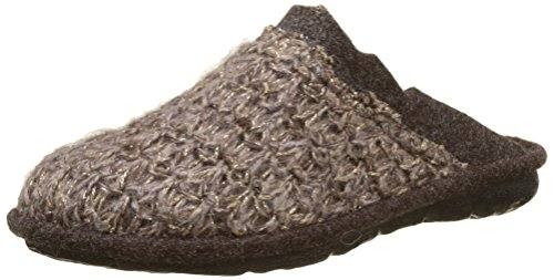 Romika Damen Mikado 97 Pantoffeln Braun (Braun-Kombi 301)