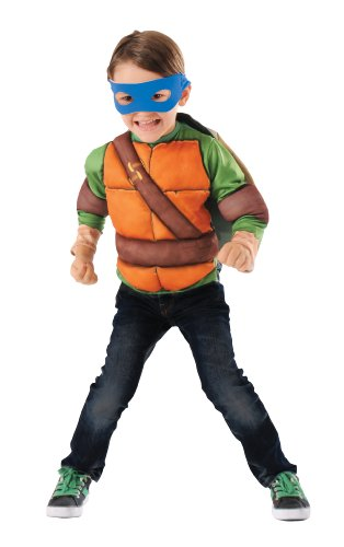 Teenage Mutant Ninja Turtles Ninja Combat Costume Set by Imagine by Rubie's (Ninja Turtles Shirt Kostüme)
