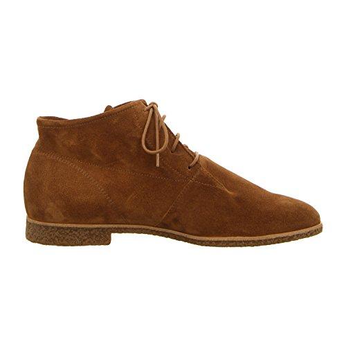 Paul Green 1004-008, Stivali donna Marrone chiaro