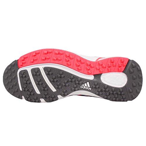 Adidas W adipower Sport Boost Damen Schuhe - rosa/grau/weiss White/Silver