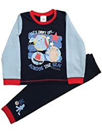 In the Night Garden Baby-Boys Itng Muslin Set of 3 Scarf